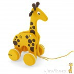 Каталка-Жирафик Brio
