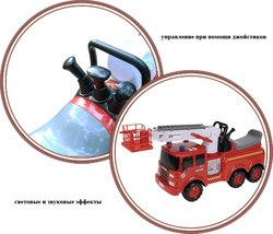 Пожарная машина-каталка Dickie 7043063