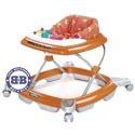 Ходунки Peg-Perego Walk-N-Play Jumper Orsi Arancio оранжевые POS48