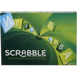 Игра настольная Scrabble (Скрабл), новая русская версия, Mattel [Y9618]