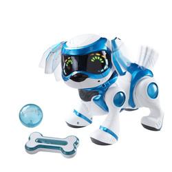 Интерактивный щенок Текста (TEKSTA Robotic Puppy), голубой, 4G [1168797]
