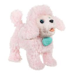 Интерактивный ходячий щенок GoGos Walkin Puppies - Pop Pom Poodle, розовый пудель, Hasbro [A4273]