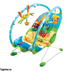 Tiny Love 400 Баунсер Джунгли (кресло-качалка) (1800109068)