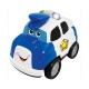 Развивающая игрушка KiddielandPreschool ПОЛИЦИЯ (на колесах,свет,звук) (art:043448) (f:100004)