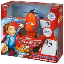 Радиоуправляемый самолет Mattel Planes Dusty (Y8522)