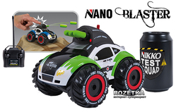 Машинка на р/у Nikko Nano Blaster Black-green (910025B2)