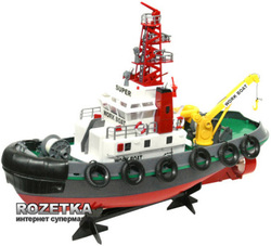 Лодка на р/у Heng Long Портовой буксир (3810)