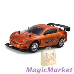 Радиоуправляемая игрушка Scientific Mazda RX8 Super Fast 1:12 (99658)