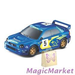 Радиоуправляемая игрушка EZ-Tec Subaru Impreza WRX 1:18 (24017)