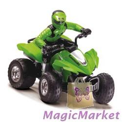 Радиоуправляемая игрушка EZ-Tec Kawasaki ATV 1:6 (20028)