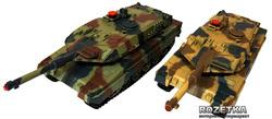 Танковый бой р/у 1:24 Huan Qi 558 (HQ-558)