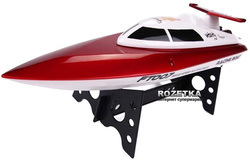 Катер на р/у Fei Lun Racing Boat FT007 2.4GHz Красный (FL-FT007r)