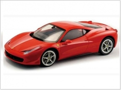 Машинка Ferrari 458 Italia Android Bluetooth 1:16
