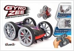 Машина на радиоуправлении Silverlit Gyro Zee для трюков